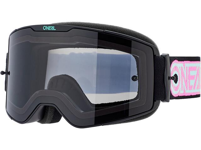 O'Neal B-20 Goggles, zwart/roze